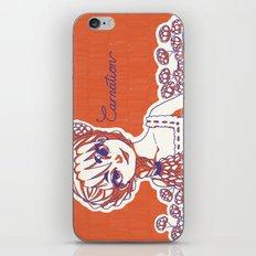 Carnation iPhone & iPod Skin
