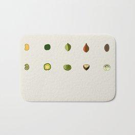 Small Small Seeds Bath Mat