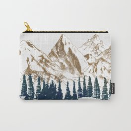 mountains 9 Carry-All Pouch
