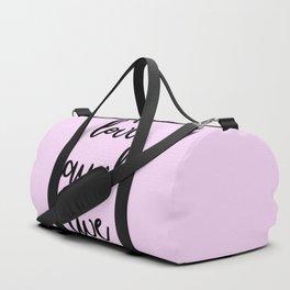 Love Laugh Live Duffle Bag