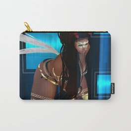 Dance Life Paradise - Black Goddess 1 Carry-All Pouch