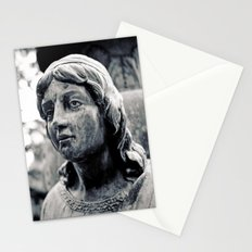 Lady of stone Stationery Cards