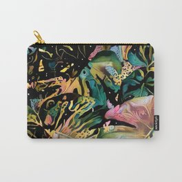 Monstera nokto Carry-All Pouch