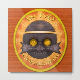 State of Ivo Metal Print