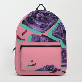 Favourite Food by Chrissy Curtin Backpack