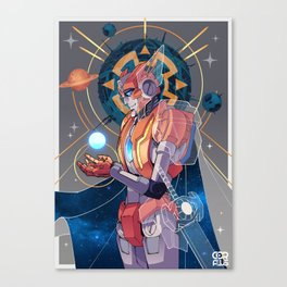 Rung the Primus Canvas Print