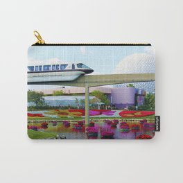 Epcot Icons Carry-All Pouch