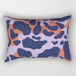 MODERN CAMOUFLAGE PATTERN Rectangular Pillow