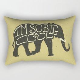 Big & Cool Rectangular Pillow
