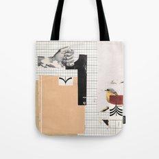 1 - Arrow Bird Tote Bag
