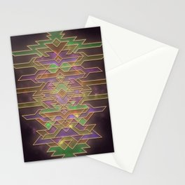 Space Travel Logo Stationery Cards