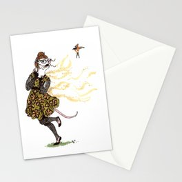 Cloud of Terror Stationery Cards