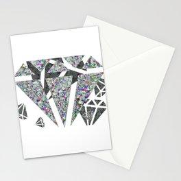 Dead diamonds Stationery Cards
