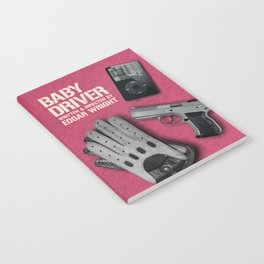 Baby Driver Notebook