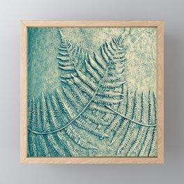 Fernwood Framed Mini Art Print
