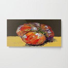 heirloom tomato Metal Print