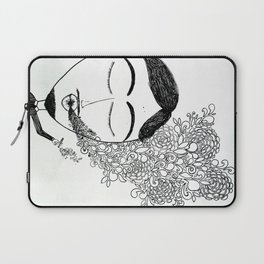 The Blow Laptop Sleeve