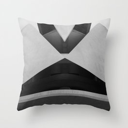City of Arts and Sciences VI by CALATRAVA architect Throw Pillow