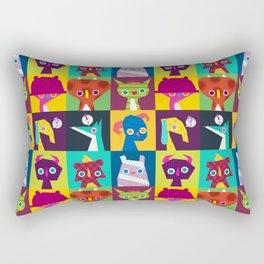 Thumbnail Monsters Rectangular Pillow
