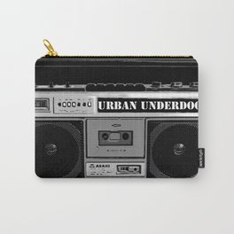 Urban Underdogs Boom Box Carry-All Pouch