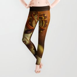 """Time After Time..."" Leggings"