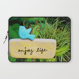 Enjoy Life Laptop Sleeve