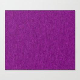 Purple Fibre Canvas Print