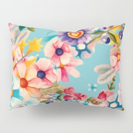 Heavenly Blooms Pillow Sham