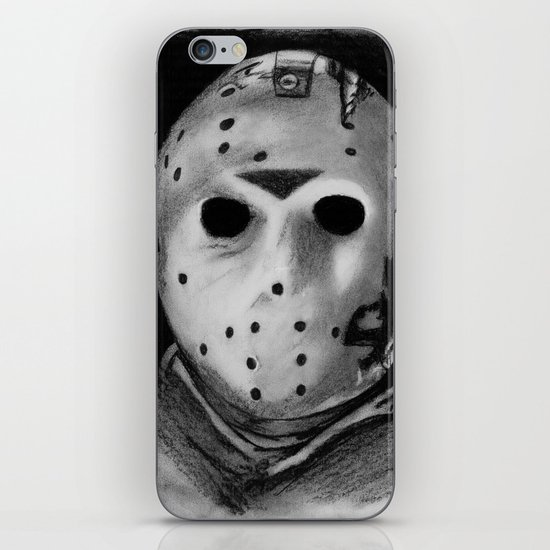 The Camper iPhone & iPod Skin