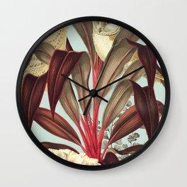 Vincent Van Gogh x Nature = Love #01 Wall Clock
