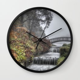 Blackpool Brook Wall Clock