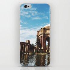 Palace of Fine Arts iPhone Skin