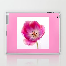 Pink Tulip Laptop & iPad Skin
