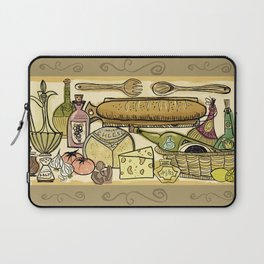 The Joy Of Cooking Laptop Sleeve
