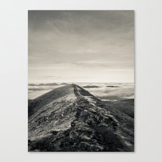 Sky Path Canvas Print