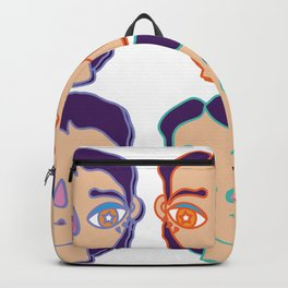Different but the Same Backpack