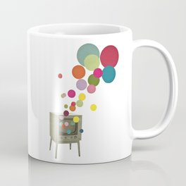 Colour Television Coffee Mug