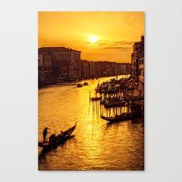 Golden Age Canvas Print