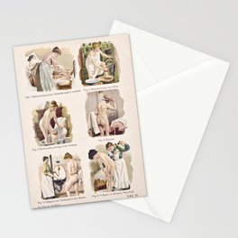 Bathing & Hygiene Stationery Cards