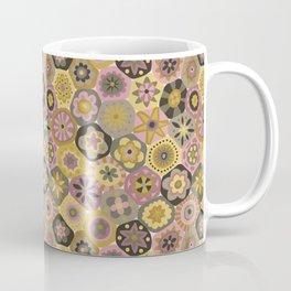 Millefiori-Earthy Colors Coffee Mug