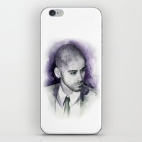 zayn iPhone & iPod Skins featuring zayn  by Seefirefly