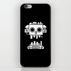 Mechanical Jolly Roger - PM iPhone & iPod Skin