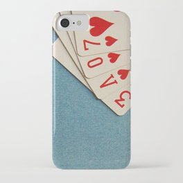 A Full House iPhone Case