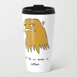 The Eagle and England Travel Mug