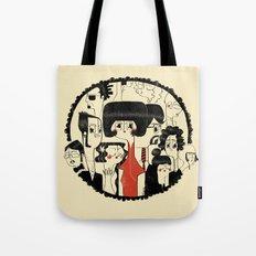 Crowd Tote Bag