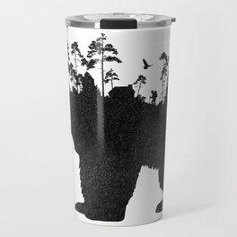 Wild Bear Travel Mug