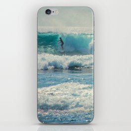 SURF-ACING iPhone Skin