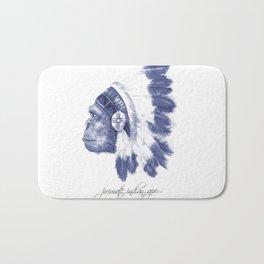 Indian ape Bath Mat