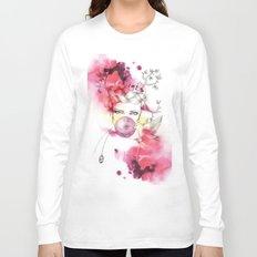 Bubble Birdie Long Sleeve T-shirt