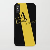persona iPhone & iPod Cases featuring Persona 4 by Under Construction